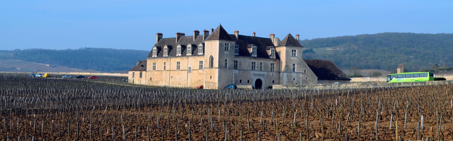 Clos-de-Vougeot-Burgundy