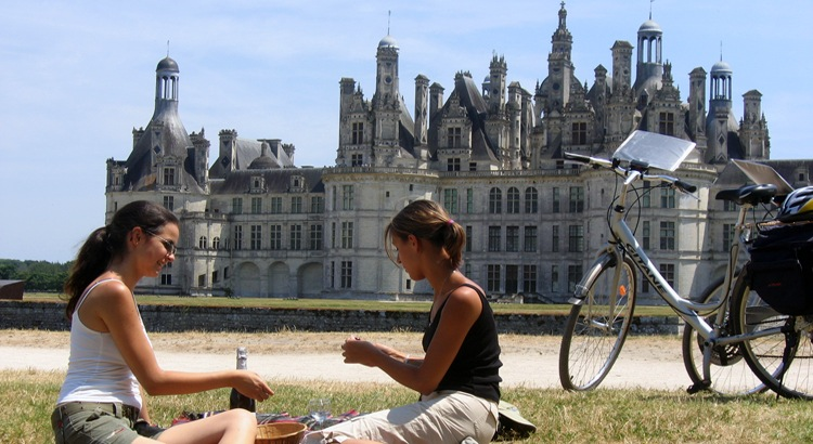 Loire-girls chambord