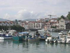 St Jean Port-Ciboure