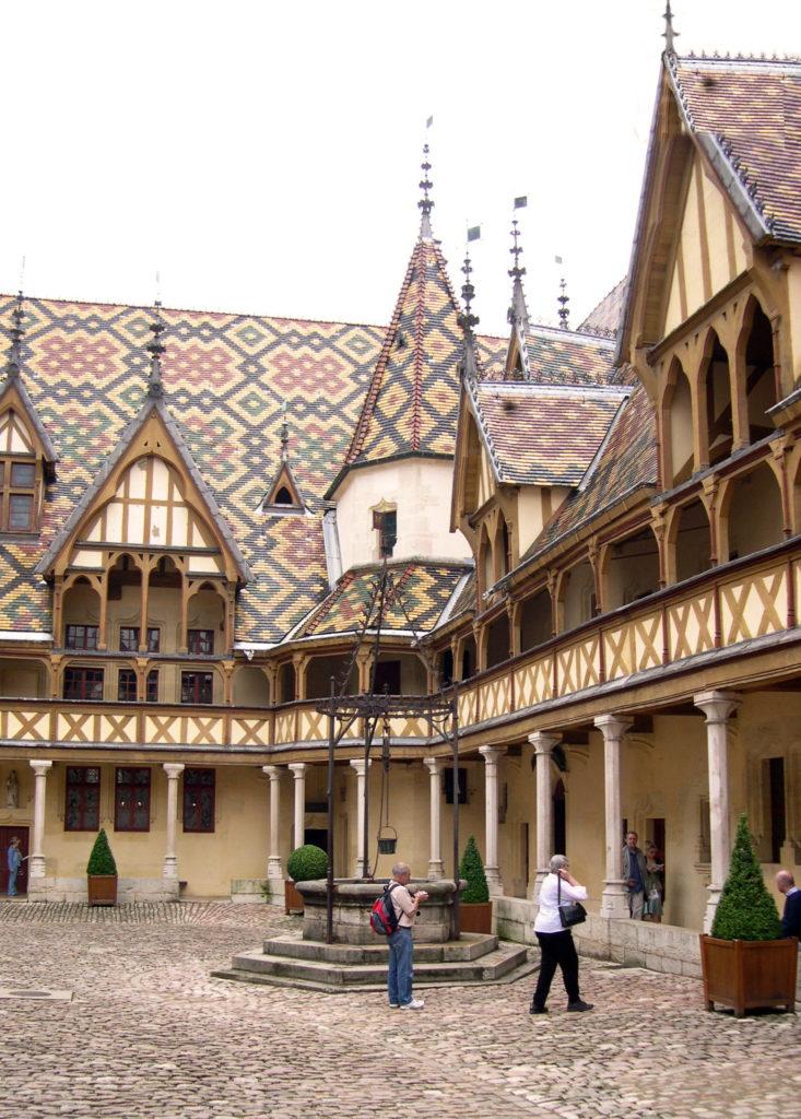 Hotel Dieu Beaune